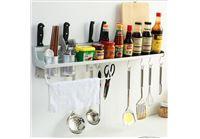 דיל יומי: מחדשים את הבית ועושים סדר במטבח ב-99 ₪ בלבד! מדף תבלינים, כלי מטבח וסכינים במחיר מיוחד