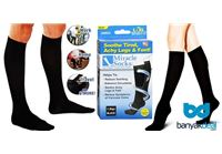 Miracle socks , גרביים לנקעים