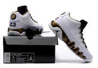 קו נעלי הכדורסל המפורסמות של הגדול מכולםM.Jמציגות את דגם 9רטרוהמספקגמישות ונוחותנהדרת !