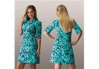 דיל שכולו ריגושים !!!שמלה צבעונית מדהימה במבצע למידה M