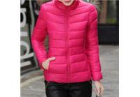 המעיל הכי מדובר של החורף ב 8 צבעים  !!! מעיל פוך המתאים לתנאי מזג האוויר בארץ ...במשקל קליל ונוח במיוחד