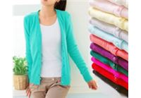 14 צבעים של יופי ונוחות לחורף !!! קרדיגן לנשים בצבעים יפייפים !