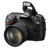   SLR  Nikon D90