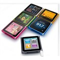  MP3/MP4 Apple iPod Nano 6th Gen 8GB