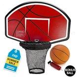 לוח כדורסל לטרמפולינה מבית forever jump