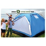 אוהל פתיחה מהירה בן רגע ל-8 אנשים