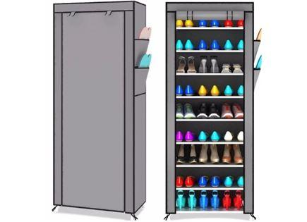 דיל יומי - עושים סדר קיץ-חורף בארון? זה בשבילכם! ארון קל לבגדים דגם רישפון 9 ולנעליים שיעשה לכם סדר בבית ובחדר השינה!