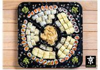 פקין צהלה: מגש סושי לבחירה במסעדה האסייאתית המעולה