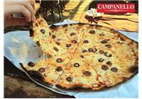 ארוחה זוגית במסעדת ״קמפנלו״ בת״א, שילוב מנצח של אווירה רומנטית ואוכל איטלקי...