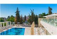 חופשה מדהימה בבירה! לאונרדו פלאזה ירושלים ב-30% הנחה !
