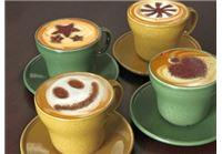סט 6 שבלונות לקפה
