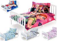מצעים לילדים בדגמים חדשים למיטת מעבר/תינוק