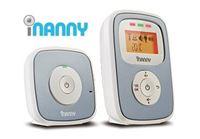 אינטרקום לתינוק עם מסך ומד טמפרטורה N30 כולל משלוח חינם