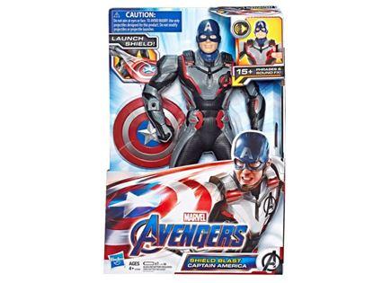 """בובת קפטן אמריקה 33 ס""""מ"""