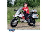אופנוע דוקטי היפר קרוס 12V