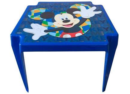 שולחן פלסטיק מיקי מאוס