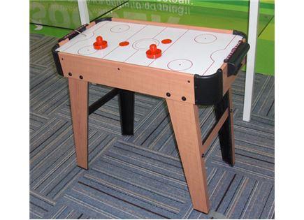 שולחן הוקי על רגליים