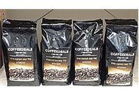 4 ק''ג פולי קפה פרימיום coffeedeals