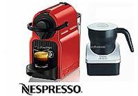 מכונת אספרסו Nespresso Inissia C40 כולל מקציף חלב