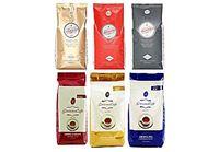 6 קג פולי קפה סאן גוסטו מארז מעורבב 6 טעמים - San Giusto mix Goriziana Caffe