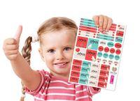 סט מדבקות סימון שם הילד ב- 16.90 ₪ בלבד! עמידות במיקרוגל, במדיח כלים, בהרתחה ובמים!