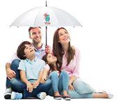 מטריות לילדים מעוצבות עם שם ואייקון
