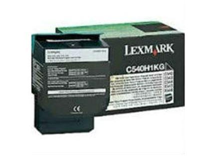 טונר שחור מקורי Lexmark c540h1kg