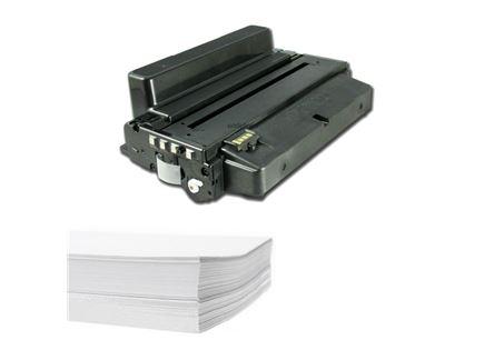 חבילת נייר וטונר תואם Samsung MLT D205L