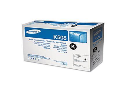 טונר שחור מקורי Samsung clt k508l