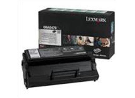 טונר מקורי שחור Lexmark 08A0478
