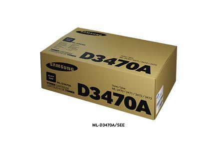 טונר מקורי Samsung ml d3470b