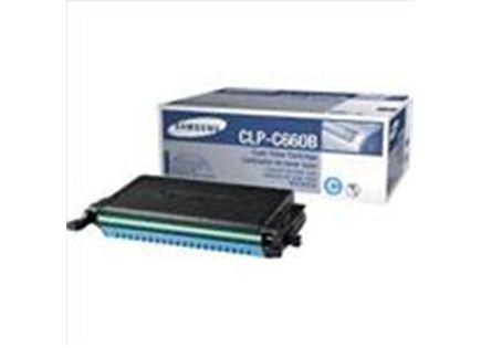 טונר סיאן מקורי Samsung CLP C660B