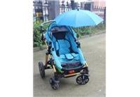 מטריה לעגלת התינוק כחול