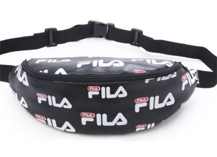 תיק פאוץ' בשילוב לוגו פילה FILA