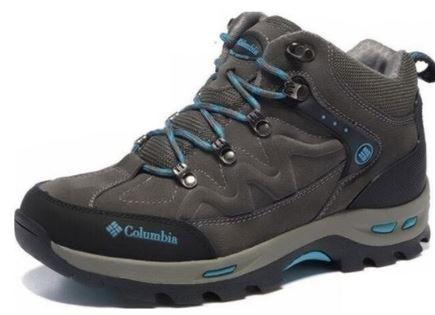נעלי הליכה גבוהות יוניסקס COLUMBIA דגם צבעוני