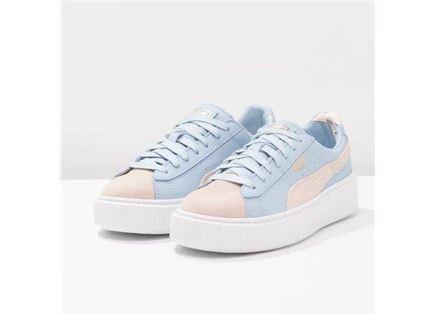 נעלי סניקרס לנשים PUMA סקיי-בלו