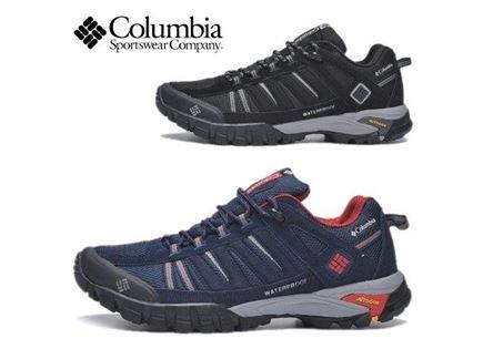 נעלי ספורט Columbia לגברים עמידות בפני מים