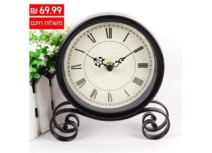 שעון עומד בעיצוב קלאסי