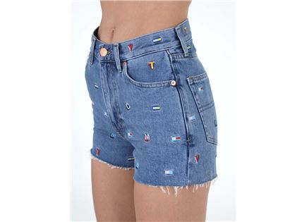 ג'ינס קצר טומי הילפיגר לנשים