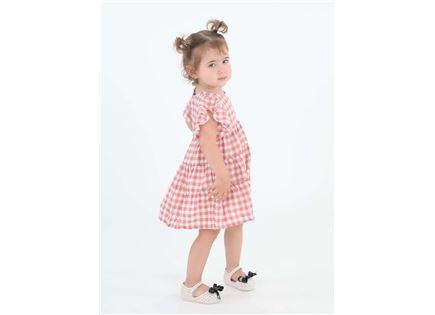 שמלת קומות לולה אדום ילדים סטייל ריבר