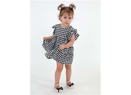 שמלת קומות לולה ילדות סטייל ריבר