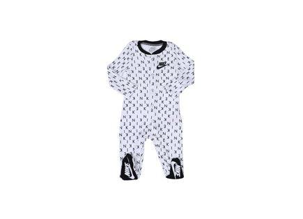 NIKE תינוקות // AOP FOOTED COVERALL