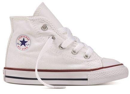 נעלי אולסטאר לתינוקות לבנות גבוהות - All Star
