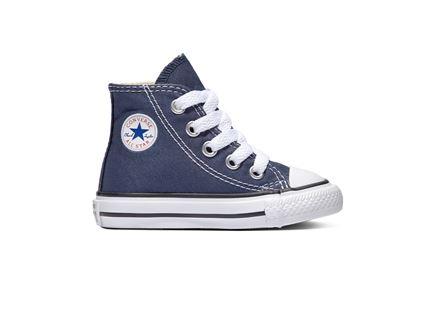 נעלי אולסטאר לתינוקות גבוהות נייבי - All Star