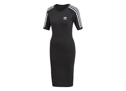 ADIDAS נשים// 3 STRIPES DRESS BLACK