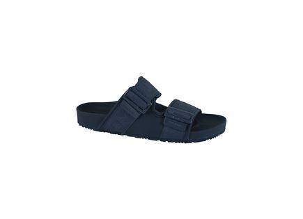כפכפים פפה ג'ינס נייבי לגברים - PEPE JEANS ULTRA BIO 2 BUCKLES