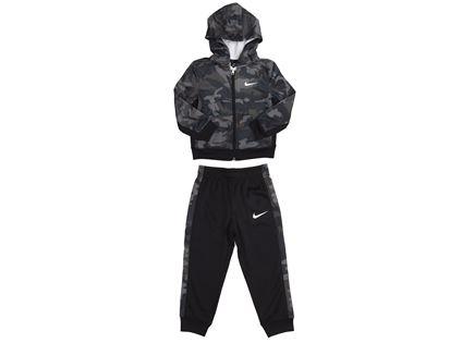 חליפת טרנינג לילדים - Nike Camo AOP Therma