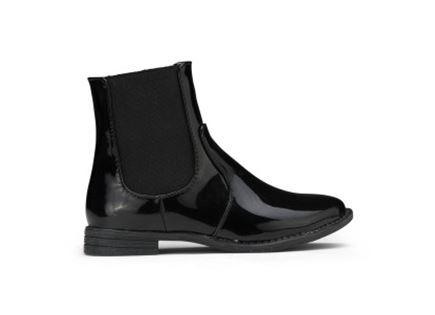 LOLLIPOP ילדות// מגפיים שחורות