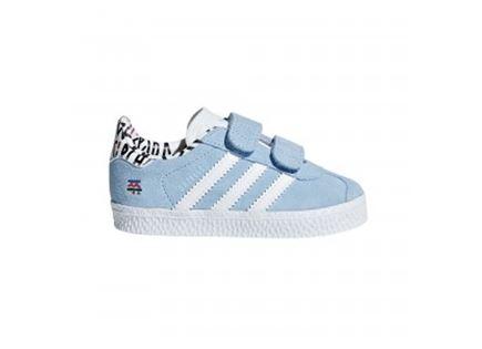 נעלי אדידס כחולות לתינוקות- GAZELLE