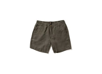 AFENDS גברים // HEMP NATURAL 2.0 SHORTS DUST